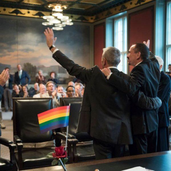 Sentenza storica della corte UE, nozze gay legittimate