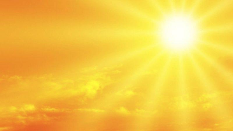 Ultimo weekend di luglio, caldo e afa sempre più intensi