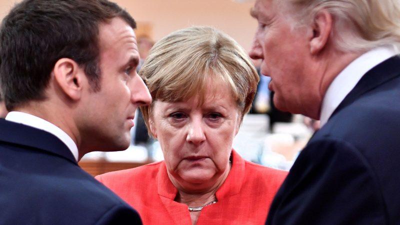 "Trump a Macron: ""I terroristi sono a Parigi"""