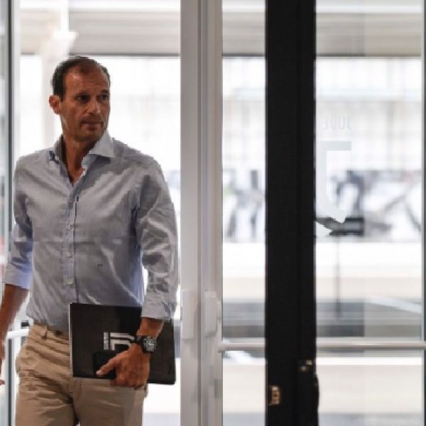 Juventus, è l'EmreCanDay. Allegri: