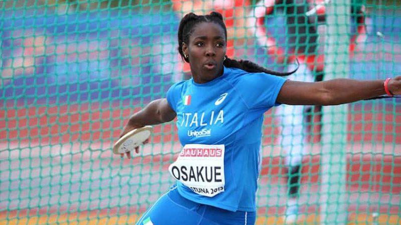Europei atletica, Daisy Osakue in finale nel lancio del disco
