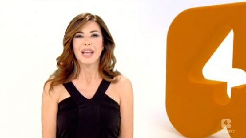 "Emanuela Folliero saluta Rete4: ""Ma rimango a Mediaset"""