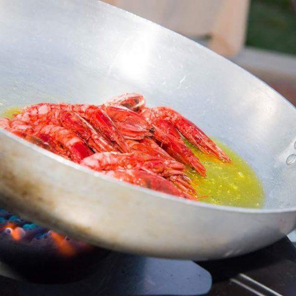 """A Mazara torna """"I Giorni del Gambero"""" con i piatti di sei giovani chef"""