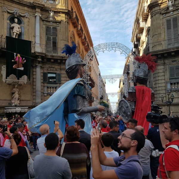 Festino di Santa Rosalia, tra tradizione e innovazione