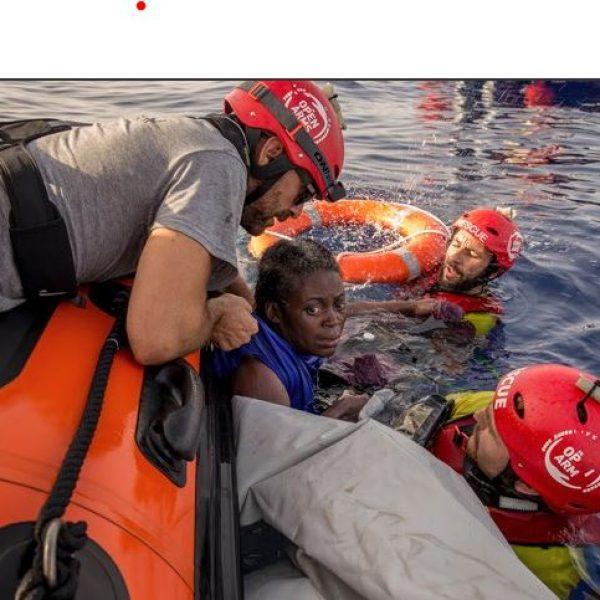 Migranti, Ong mostra foto di bimbo morto. Viminale: