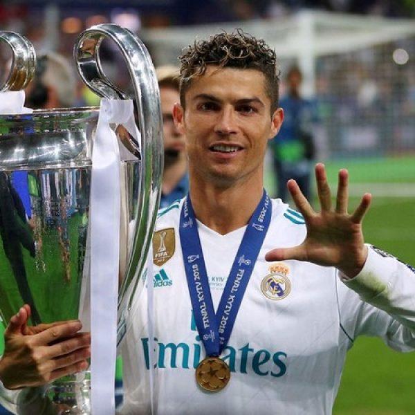 Cristiano Ronaldo, il Real Madrid lo ringrazia con un video