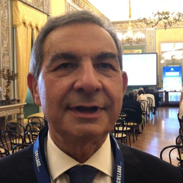 Medicina, il professore Salvatore Novo eletto presidente del CEVF