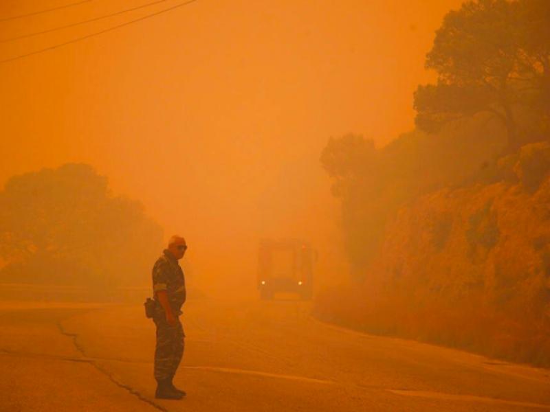 Grecia: bilancio incendi sale a 81 morti, ancora dispersi - Politica