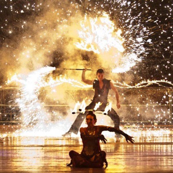 Teatro del Fuoco, da martedì si accende la magia