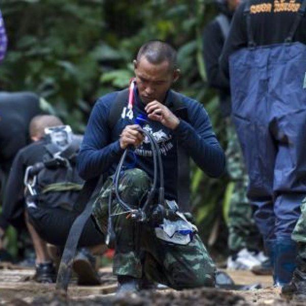 Thailandia, salvi i 12 ragazzini e l'allenatore