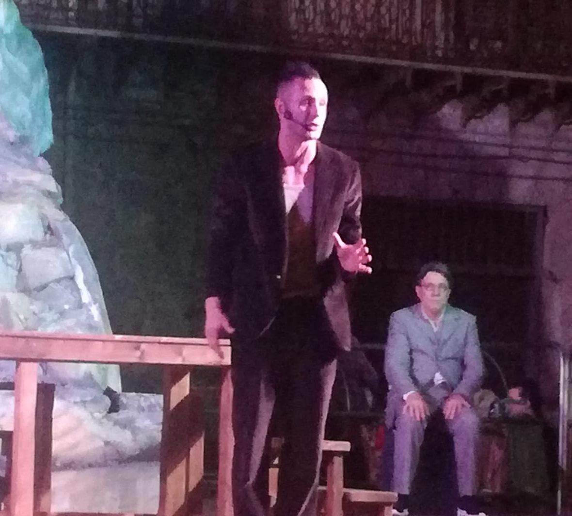 394° Festino di Santa Rosalia, applausi per i detenuti-attori