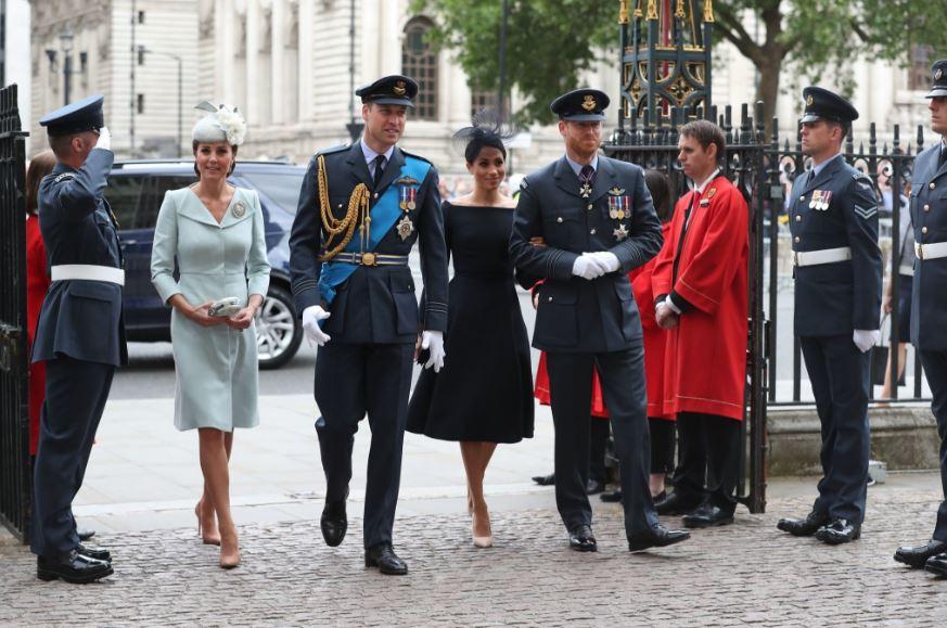 Kate e Meghan, il confronto fashion tra le Duchesse