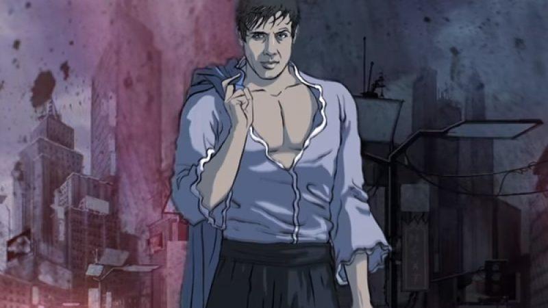 """""""Adrian"""", il graphic novel animato su Celentano andrà in onda su Canale 5"""