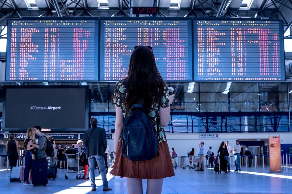 Cresce il traffico aereo, +5,8% nel 2018: Fiumicino primo aeroporto