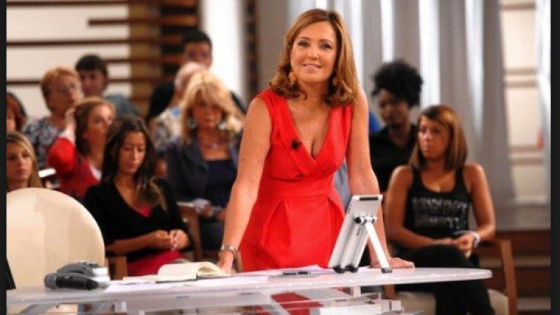 Nuovo programma su Rete 4 per Barbara Palombelli sulla politica