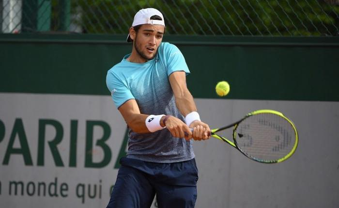 ATP Halle, Berrettini in semifinale con Goffin: battuto Khachanov