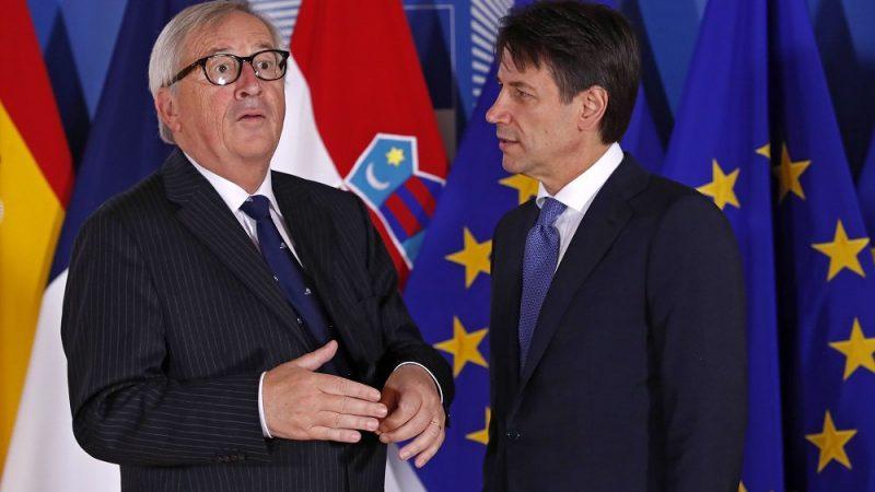 """Manovra, Conte e Juncker trattano: """"Buoni progressi"""""""