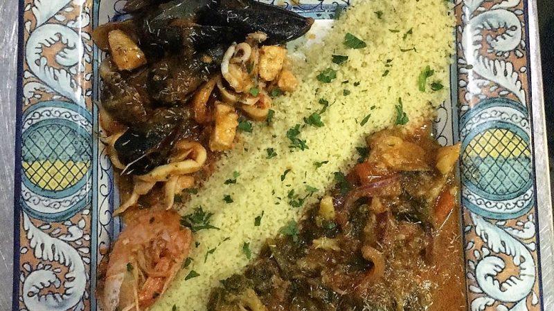 Il cous cous del Ristorante L'Approdo, un piatto intriso di cultura