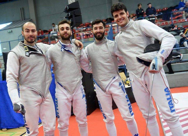 Mondiali scherma, Italia oro nel fioretto maschile a squadre