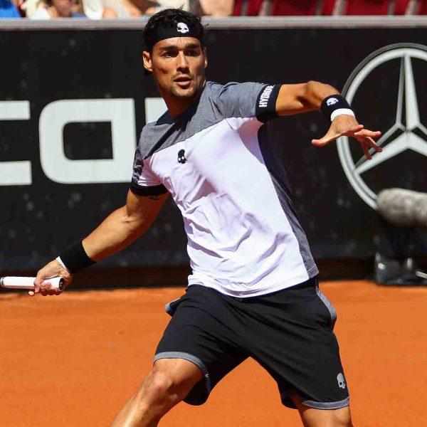 ATP Bastad, trionfo Fognini. Battuto Gasquet, settimo titolo in carriera