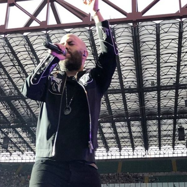 Giuliano Sangiorgi alla figlia: