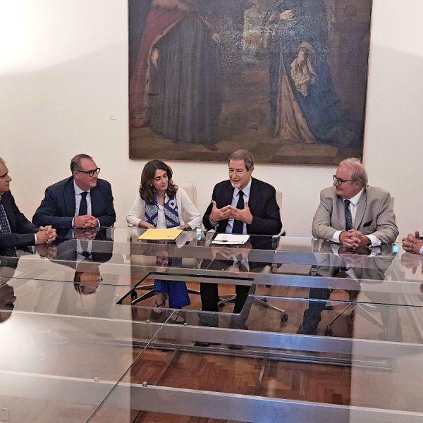Uffici stampa Sicilia, Musumeci: