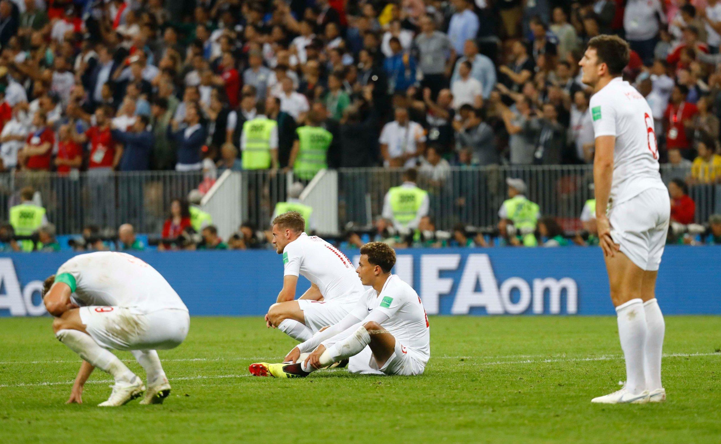 "Mondiali, Inghilterra out e il web si scatena: ""England's going home"""