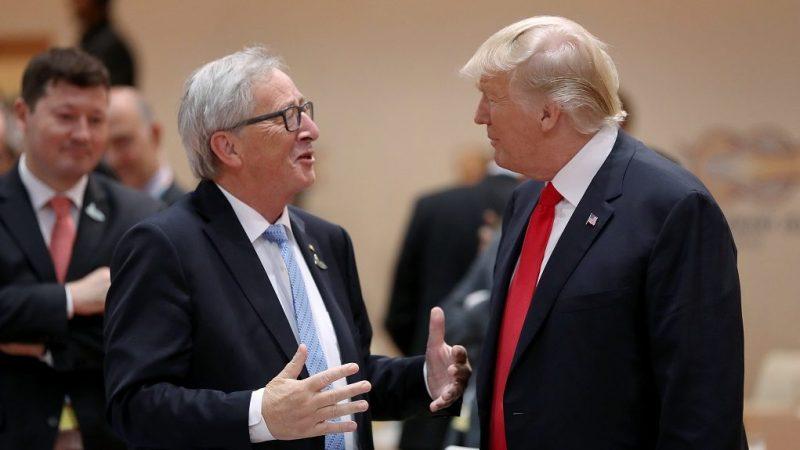 Tregua Juncker-Trump, trovato accordo sui dazi