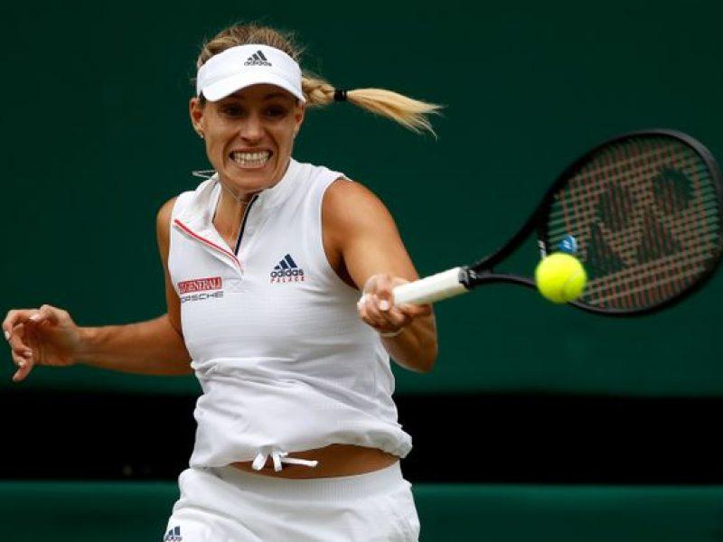 Kerber Wimbledon