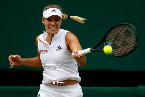 Wimbledon, è Kerber la prima finalista. Demolita la Ostapenko