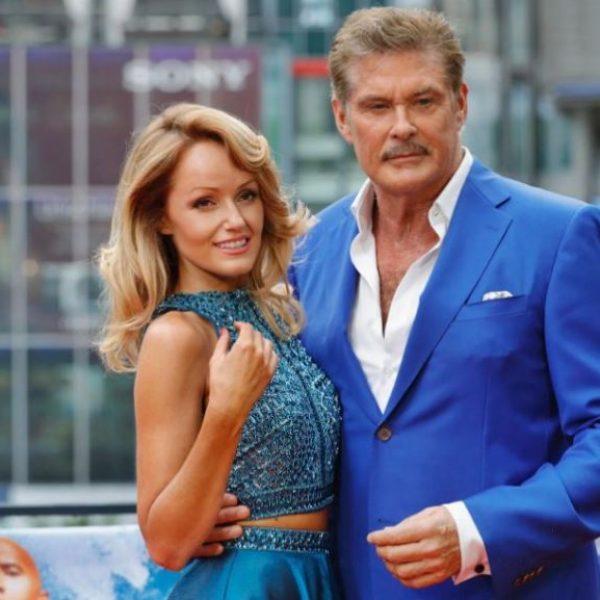 David Hasselhoff, nozze italiane per la star di Baywatch