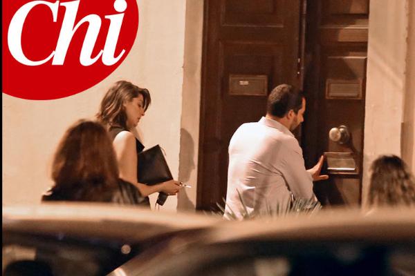 Nuova casa per Matteo Salvini ed Elisa Isoardi