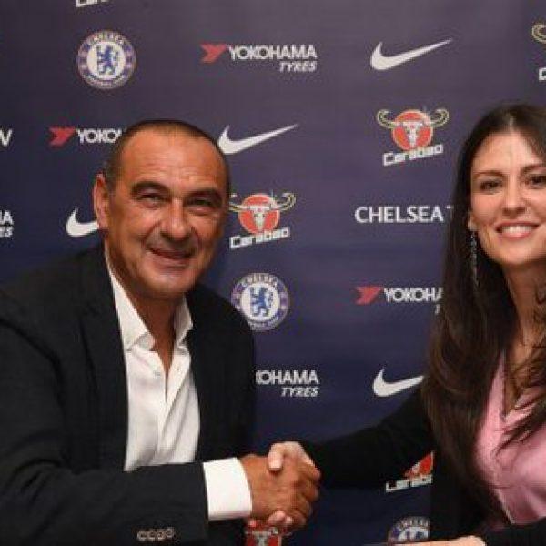 Chelsea, Sarri è il nuovo allenatore. Contratto fino al 2021