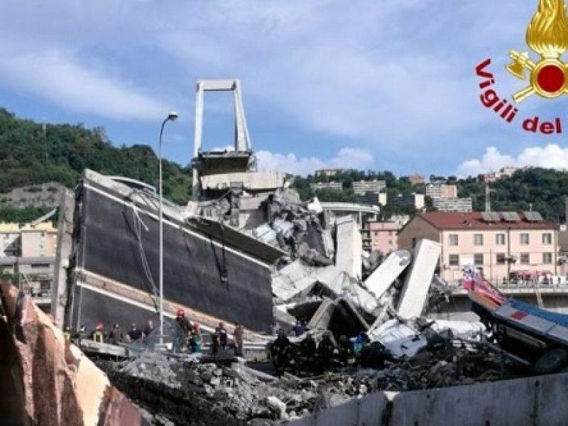 decreto emergenze, dl emergenze, Genova, ponte morandi, ricostruzione genova