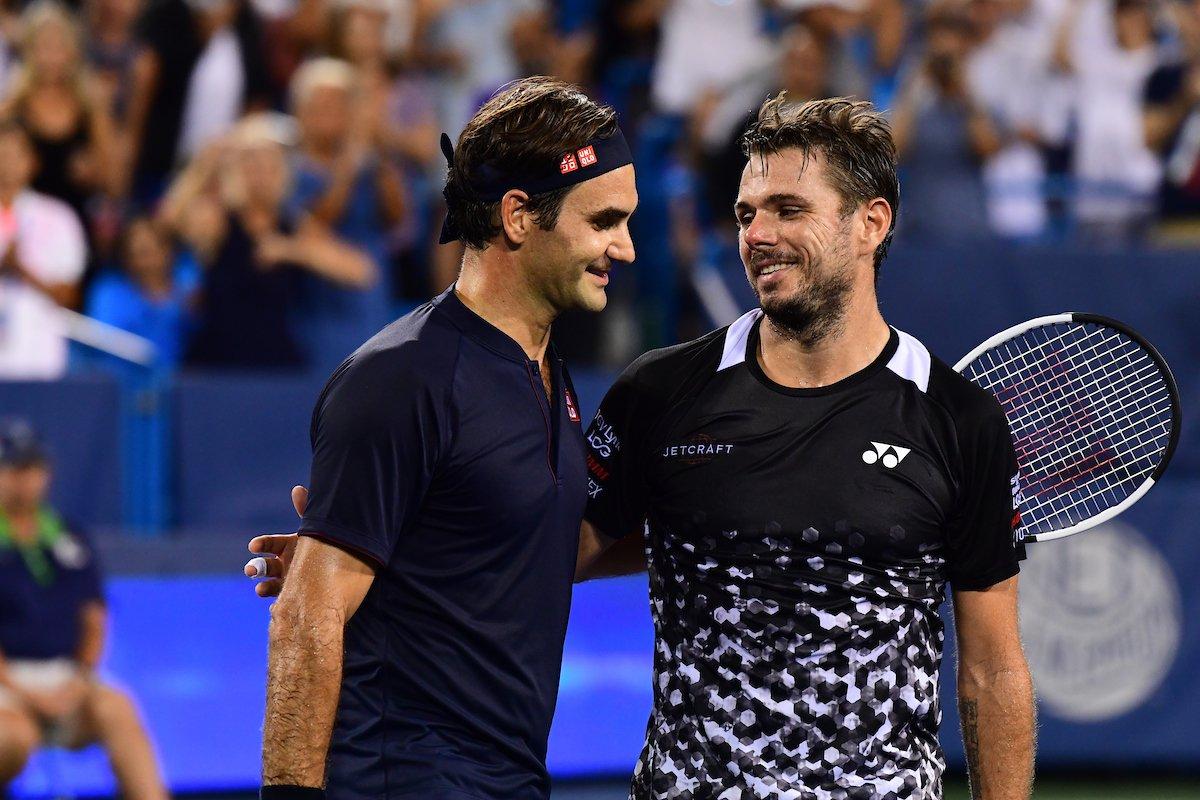 Masters 1000 Cincinnati, Federer in semifinale con Goffin. Nole per Cilic