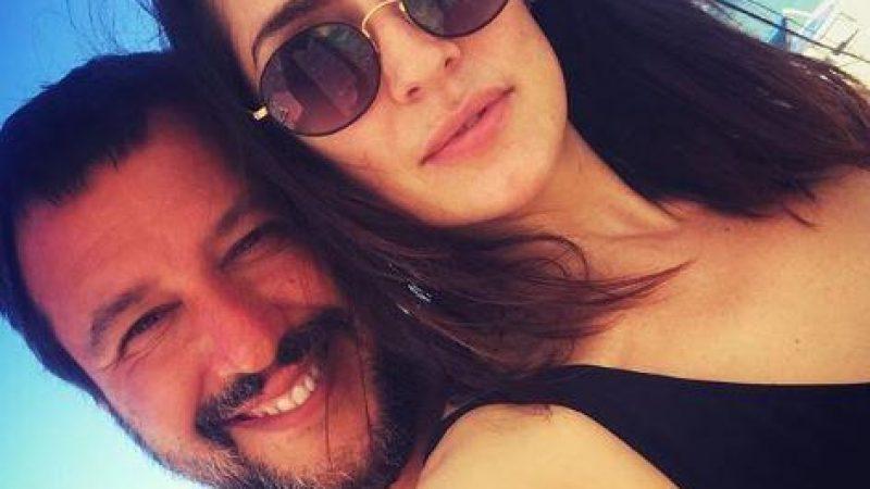 Gossip, passione alle stelle per Matteo Salvini ed Elisa Isoardi