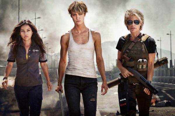 Linda Hamilton torna nei panni di Sarah Connor nel reboot di Terminator