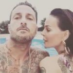 Nina Moric e Fabrizio Corona in vacanza insieme:
