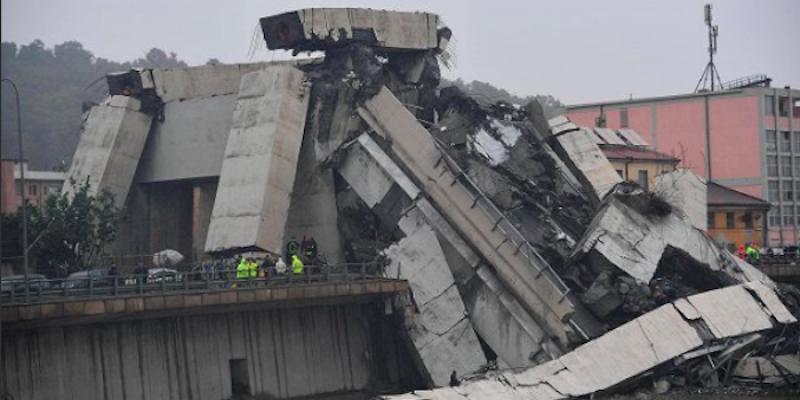 Disastro di Genova, i morti salgono a 39. Ma si continua a scavare
