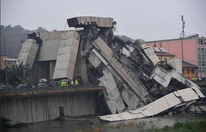 Genova, entro il 2019 nuovo ponte: pagherà Autostrade