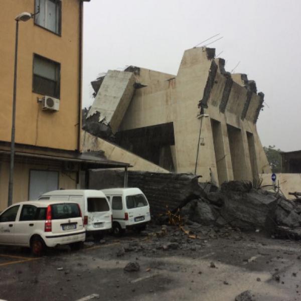 Crollo Ponte Morandi, gli sfollati possono rientrare a casa