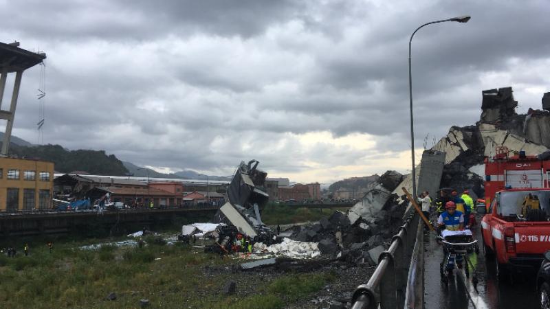 Ponte Morandi, Castellucci non risponde ai pm
