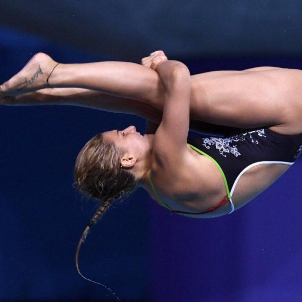 Europei tuffi, Elena Bertocchi bronzo dal trampolino 1 metro