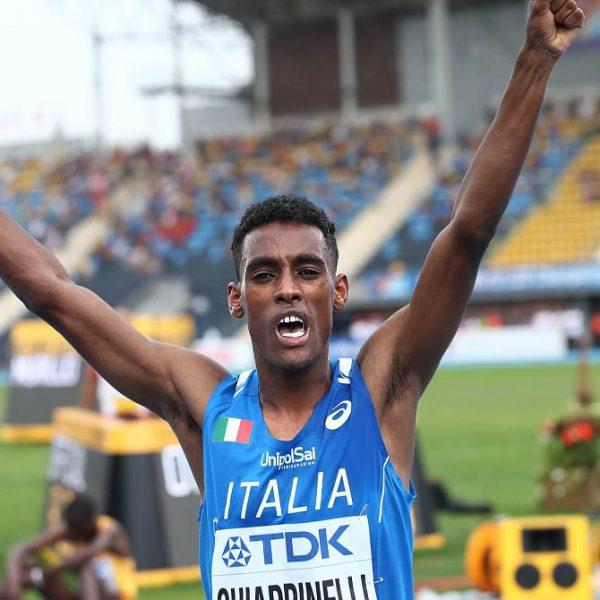 Europei atletica, Yohanes Chiappinelli bronzo nei 3000 siepi