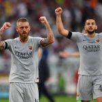Roma, De Rossi in campo con la fascia personalizzata: sarà multato