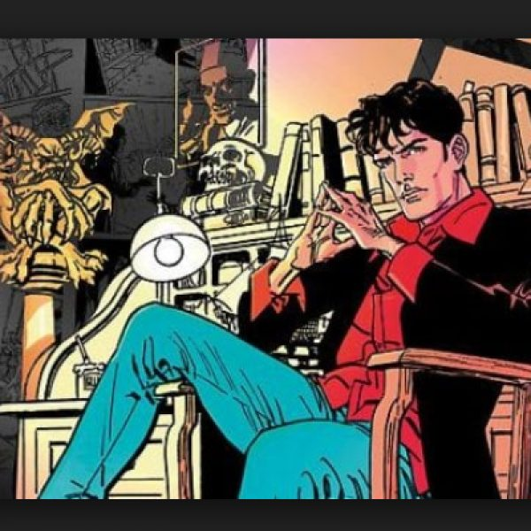 Dylan Dog diventerà una serie tv