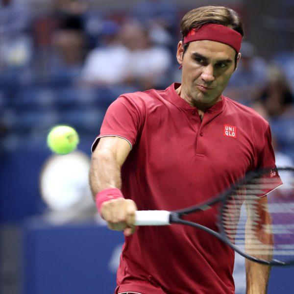 US Open, debutto ok per Federer. Bene Fognini, eliminato Cecchinato