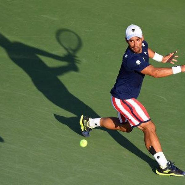 US Open, Fognini out in quattro set. Millman al terzo turno