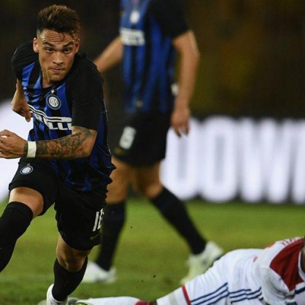 Inter, K.O. Lautaro Martinez: salta le amichevoli dell'Argentina