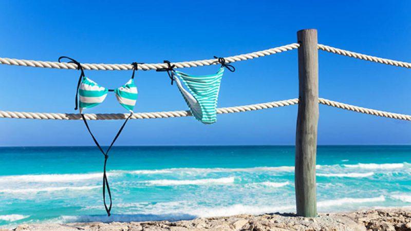 Come lavare il costume da bagno, ecco alcuni consigli